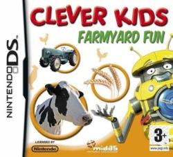 Midas Clever Kids Farmyard Fun (Nintendo DS)