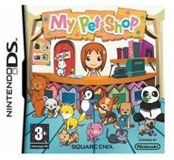 Square Enix My Pet Shop (Nintendo DS)