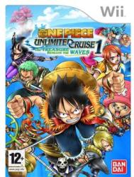 Namco Bandai One Piece Unlimited Cruise The Treasure Beneath the Waves (Wii)