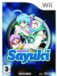 505 Games Legend of Sayuki (Nintendo Wii)