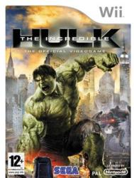 SEGA The Incredible Hulk (Nintendo Wii)