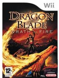 D3 Publisher Dragon Blade Wrath of Fire (Nintendo Wii)