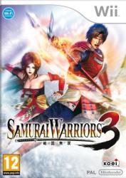 Nintendo Samurai Warriors 3 (Wii)