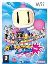 WIindisk Bomberman Land (Nintendo Wii)