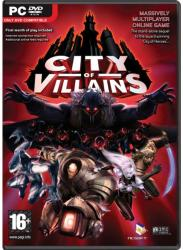 NCsoft City of Villains [Collector's Edition] (PC)