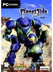 Ubisoft PlanetSide (PC)