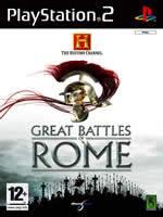 Black Bean The History Channel Great Battles of Rome (PS2)