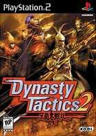 Koei Dynasty Tactics 2. (PS2)