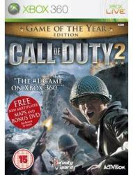 Activision Call of Duty 2 [Game of the Year Edition] (Xbox 360)