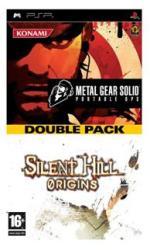 Konami Double Pack: Metal Gear Solid Portable Ops + Silent Hill Origins (PSP)