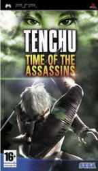SEGA Tenchu Time of the Assassins (PSP)