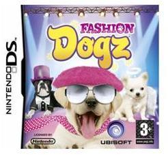 Ubisoft Fashion Dogz (Nintendo DS)