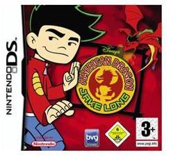 Buena Vista Disney's American Dragon Jake Long Attack of the Dark Dragon (Nintendo DS)
