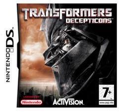 Activision Transformers Decepticons (Nintendo DS)