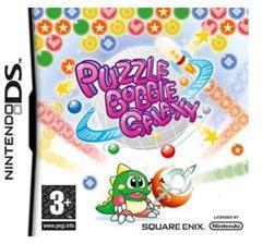 Square Enix Puzzle Bobble Galaxy (Nintendo DS)