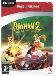 Ubisoft Rayman 2 The Great Escape (PC)