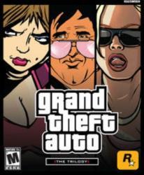 Rockstar Games Grand Theft Auto Trilogy (PC)