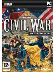 Activision The History Channel Civil War Secret Missions (PC)