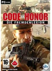 City Interactive Code of Honor The French Foreign Legion (PC)