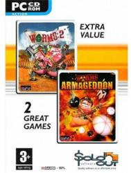 THQ Worms Double Pack: Worms 2 & Worms Armageddon [SoldOut] (PC)