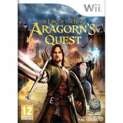 Warner Bros. Interactive The Lord of the Rings Aragorn's Quest (Wii)
