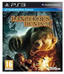 Activision Cabela's Dangerous Hunts 2011 (PS3)