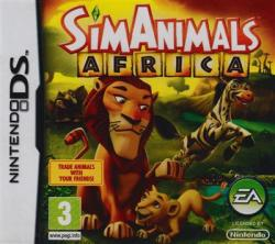 Electronic Arts SimAnimals Africa (Nintendo DS)