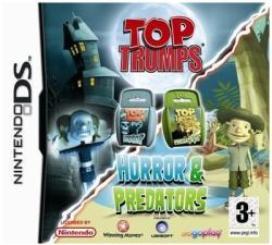 Ubisoft Top Trumps Horror & Predators (Nintendo DS)