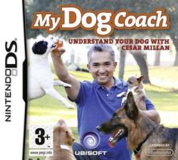 Ubisoft My Dog Coach Understand Your Dog with Cesar Millan (Nintendo DS)