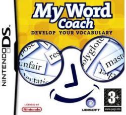 Ubisoft My Word Coach: Develop Your Vocabulary (Nintendo DS)