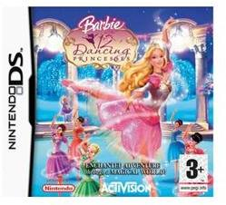 Activision Barbie in the 12 Dancing Princesses (Nintendo DS)