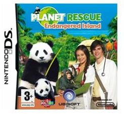 Ubisoft Planet Rescue Endangered Island (Nintendo DS)