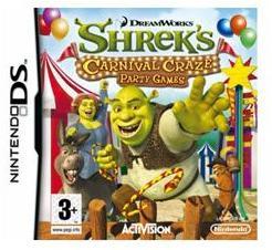 Activision Shrek's Carnival Craze (Nintendo DS)