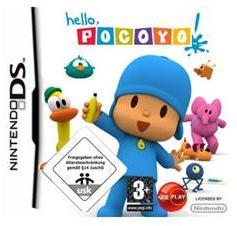 Virgin Play Hello, Pocoyo! (Nintendo DS)