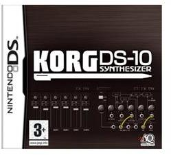 Xseed Korg DS-10 Synthesizer (Nintendo DS)