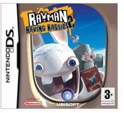Ubisoft Rayman Raving Rabbids 2 (Nintendo DS)