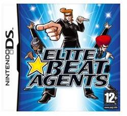Nintendo Elite Beat Agents (Nintendo DS)