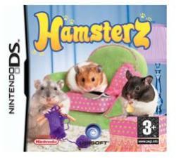 Ubisoft Hamsterz (Nintendo DS)