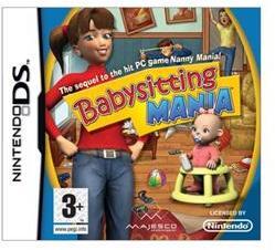 Majesco Babysitting Mania (Nintendo DS)