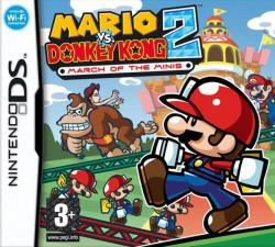 Nintendo Mario vs. Donkey Kong 2 March of the Minis (Nintendo DS)