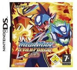 Capcom Mega Man Star Force Leo (Nintendo DS)