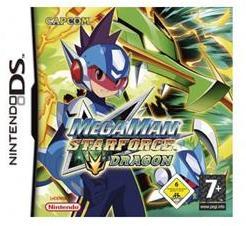 Capcom Mega Man Star Force Dragon (Nintendo DS)