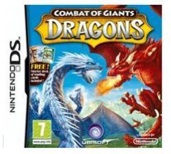 Ubisoft Combat of Giants: Dragons (Nintendo DS)