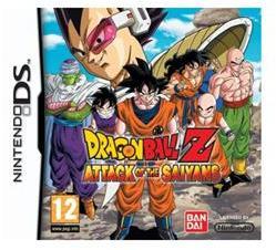 Namco Bandai Dragon Ball Z Attack of the Saiyans (Nintendo DS)