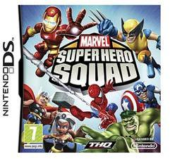 THQ Marvel Super Hero Squad (Nintendo DS)