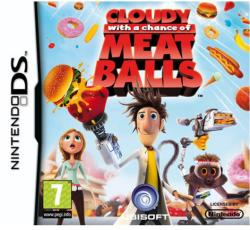Ubisoft Cloudy with a Chance of Meatballs (Nintendo DS)