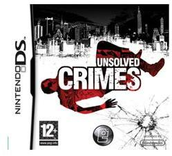 Empire Interactive Unsolved Crimes (Nintendo DS)