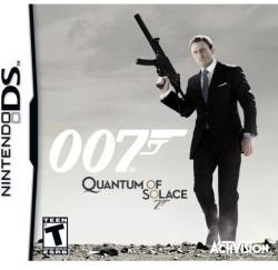Activision James Bond Quantum of Solace (Nintendo DS)