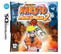 Tomy Corporation Naruto: Path of the Ninja 2. (Nintendo DS)