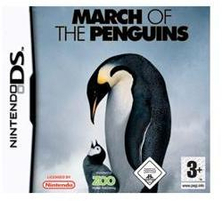 Zoo Games March of the Penguins (Nintendo DS)